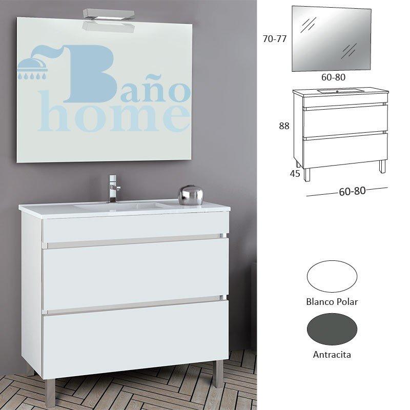 Mueble de baño Elison