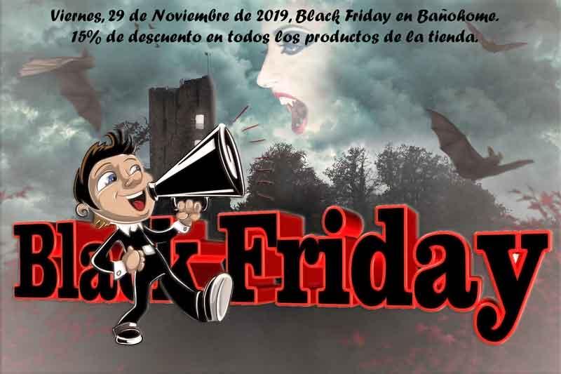 Bañohome Black Friday