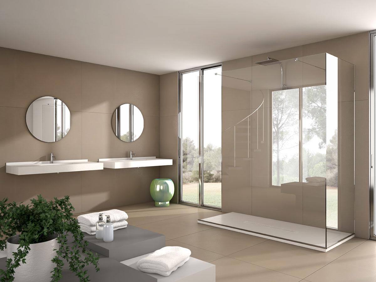 bañohome - Plato de ducha Abalon